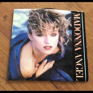 Madonna Angel single 45 vinyl record
